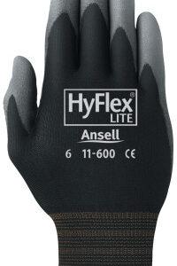 Ansell HyFlex® 11-605 Fingertip-Coated Gloves