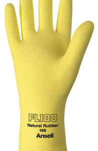 Ansell Unsupported Latex Gloves