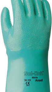 Ansell Sol-Knit Nitrile Gloves