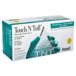 Ansell Touch N Tuff® Disposable Gloves