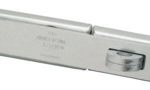 American Lock® Straight Bar Hasps