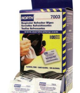 Honeywell North® Respirator Cleaning Wipes