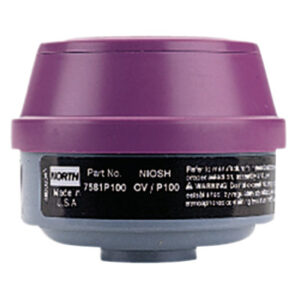 Honeywell North® Combination Gas and Vapor Cartridges