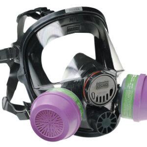 Honeywell North® 7600 Series Silicone Full Facepiece Respirators