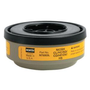 Honeywell North® Gas and Vapor Cartridges