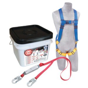 Protecta Compliance in a Can Light Roofer's Fall Protection Kit