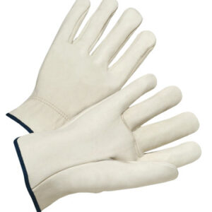 Anchor Brand 4000 Series Quality Grain Cowhide Leather Driver Gloves