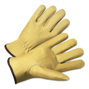 Anchor Brand 4800 Series Standard Grain Pigskin Driver Gloves