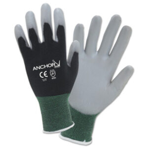 Anchor Brand PU Palm Coated Gloves