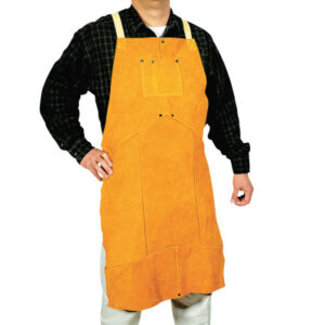Best Welds Select Split Cowhide Leather Bib Aprons