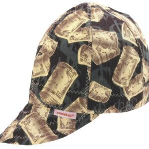 Comeaux Caps Deep Round Crown Caps