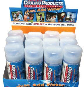 Comeaux Caps Cooling Towels