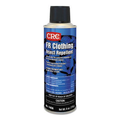 CRC FR Clothing Insect Repellents