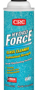CRC HydroForce Glass Cleaners Professional Strength