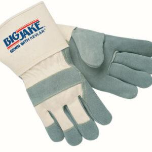 MCR Safety Heavy-Duty Side Split Gloves