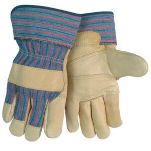 MCR Safety Grain Leather Palm Gloves