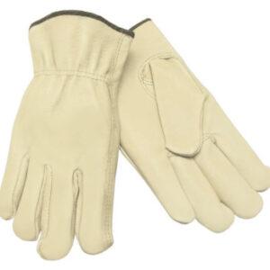MCR Safety Pigskin Drivers Gloves