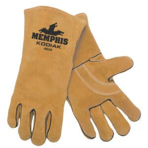MCR Safety Kodiak® Leather Welders Gloves