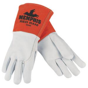 MCR Safety Red Ram® Mig/Tig Welders Gloves