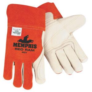 MCR Safety Red Ram® Welders Gloves