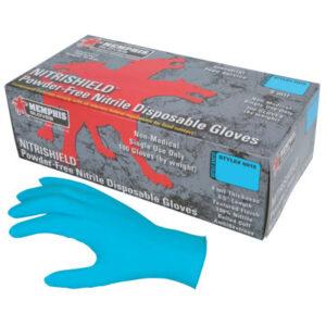 MCR Safety NitriShield Gloves
