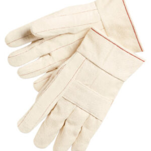 MCR Safety Canvas Double Palm and Hot Mill Gloves