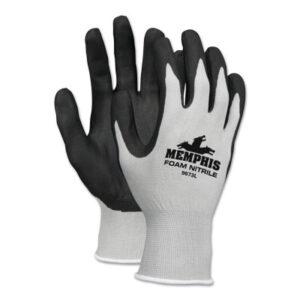 MCR Safety Foam Nitrile Gloves