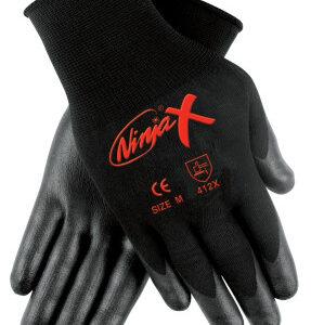 MCR Safety Ninja® X Bi-Polymer Coated Palm Gloves