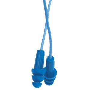 Jackson Safety H20 Metal Detectable Reusable Earplugs - Corded