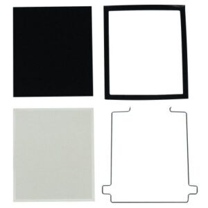 Jackson Safety WH10-HSL 100 Parts Kits