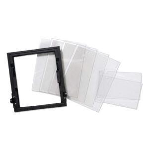 Jackson Safety Insight Clear Safety Plate Kit
