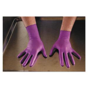 Kimberly-Clark Professional PURPLE NITRILE-XTRA® Exam Gloves
