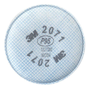 3M Personal Safety Division 2000 Series Filters