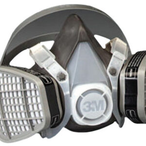 3M Personal Safety Division 5000 Series Half Facepiece Respirators