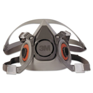 3M Personal Safety Division Half Facepiece Respirator 6000 Series