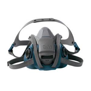 3M Personal Safety Division Rugged Comfort Half-Facepiece Reusable Respirators