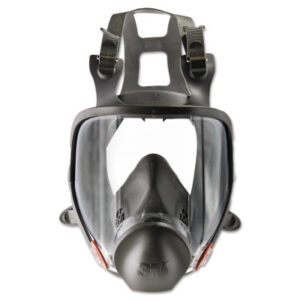 3M Personal Safety Division Full Facepiece Respirator 6000 Series
