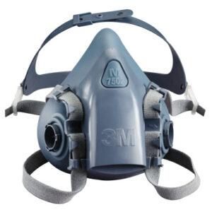 3M Personal Safety Division Half Facepiece Respirators 7500 Series