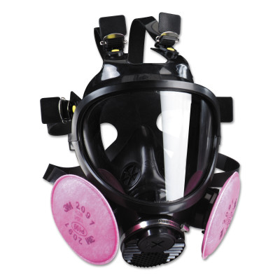 3M Personal Safety Division 7000 Series Full Facepiece Respirators