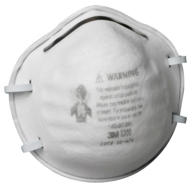 3M Personal Safety Division N95 Particulate Respirators