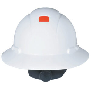 3M Personal Safety Division Full Brim Hard Hats H-801R-UV