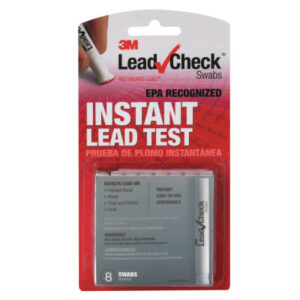 3M Personal Safety LeadCheck Swabs