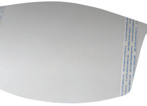 3M Personal Safety Division Versaflo Accessories Peel-Off Visor Cover