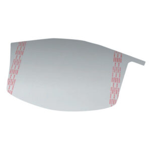 3M Personal Safety Division Versaflo Peel-Off Visor Covers