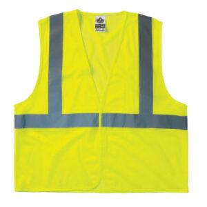 Ergodyne GloWear® 8210HL Class 2 Economy Vests