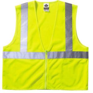 Ergodyne GloWear® 8210Z Class 2 Economy Vests