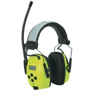 Honeywell Howard Leight® Sync  Hi-Vis Digital AM/FM Radio Earmuff