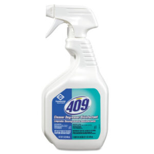 Clorox Formula 409 Cleaner Degreasers/Disinfectants