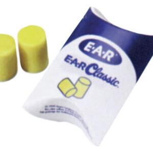 3M  Personal Safety Division E-A-R  Classic  Foam Earplugs