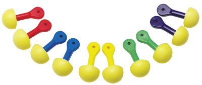 3M  Personal Safety Division E-A-R  Express  Pod Plugs  Earplugs
